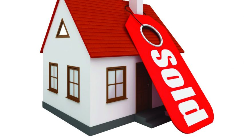 Home sales are picking up