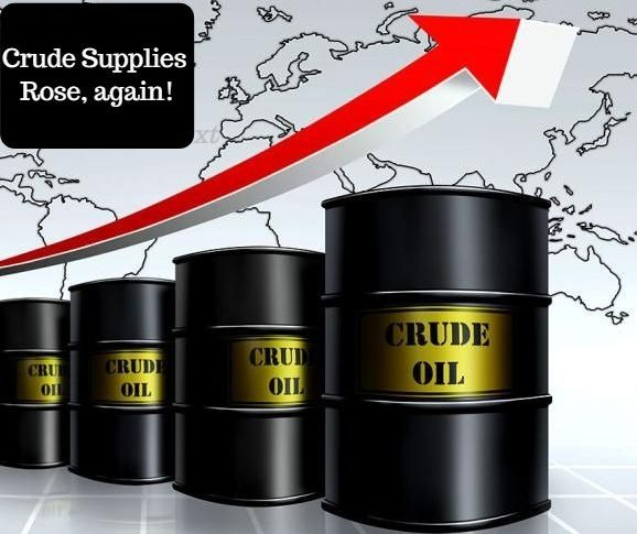 Crude Oil - Supplies