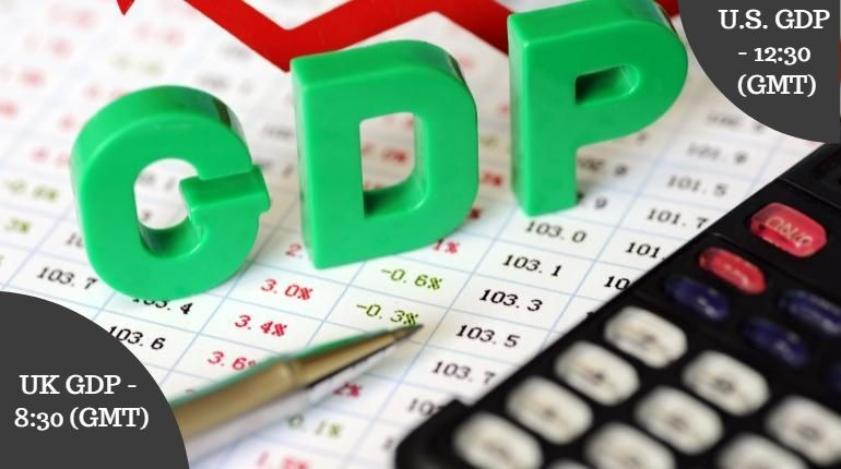 GDP Figures Up Next