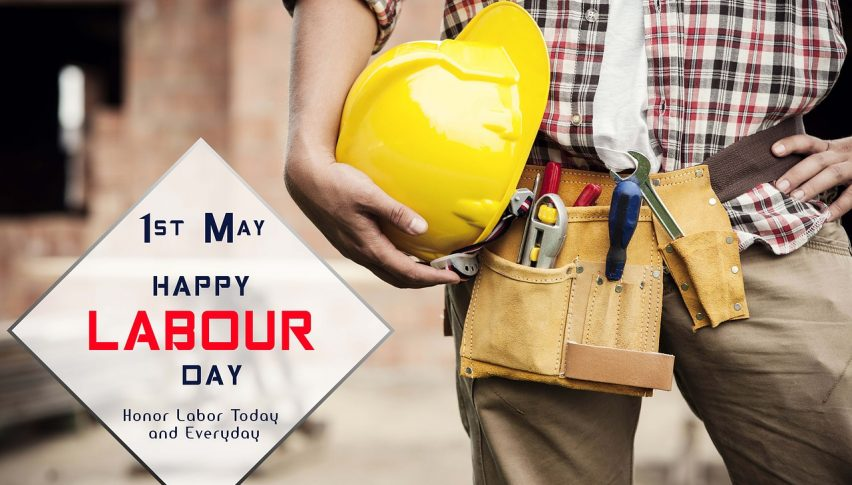 1st May - Labour Day