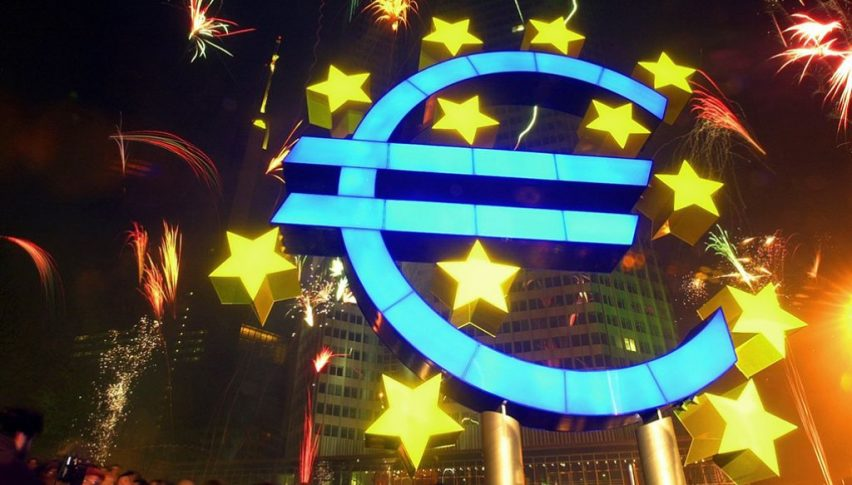 It's not exactly fireworks for the Euro at the moment