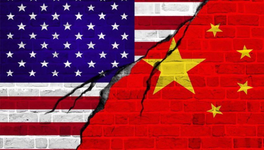 China vs. USA - Trade War Fears