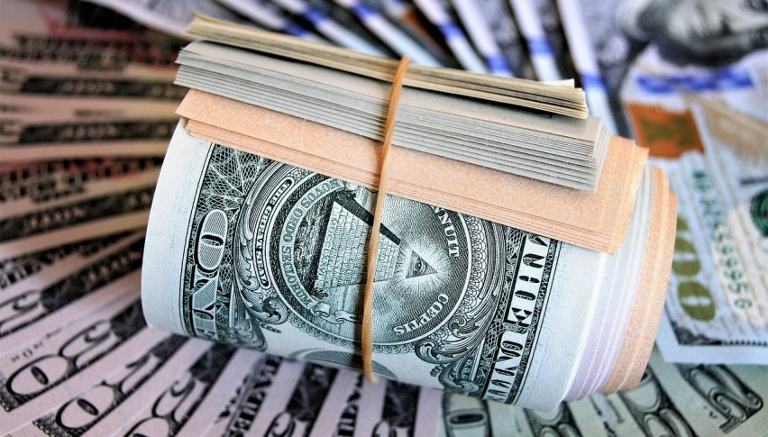 Dollar gains momentum over employment report...