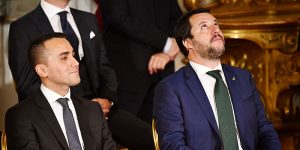 The two new Italian leaders waiting for a divine signal