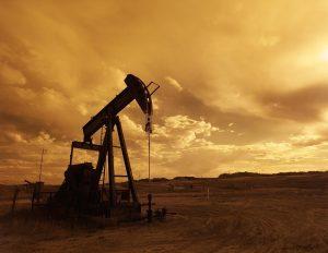 Crude oil output increases...