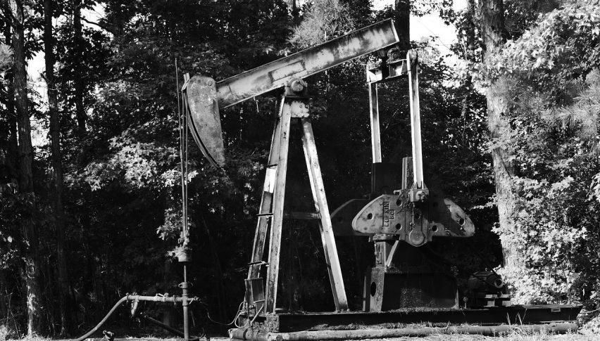 Crude Oil has Retraced
