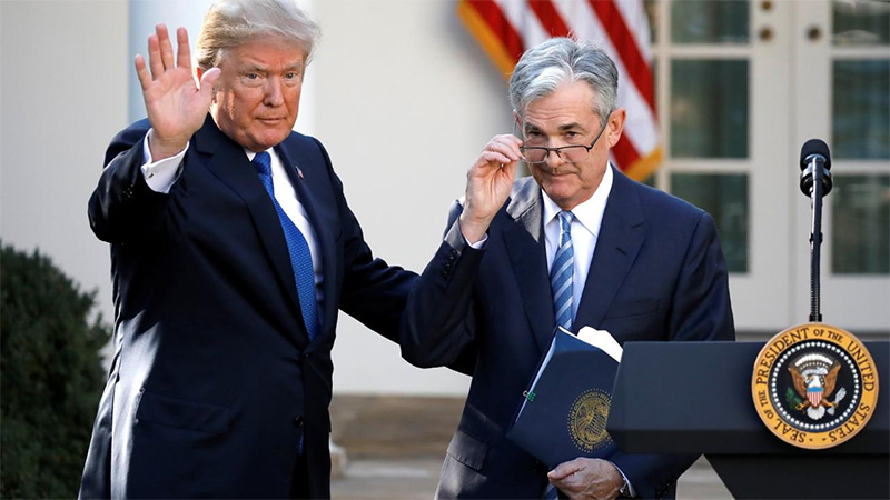 Trump picked Powell as the man for the job