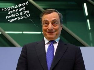 Mario Draghi In Highlight's
