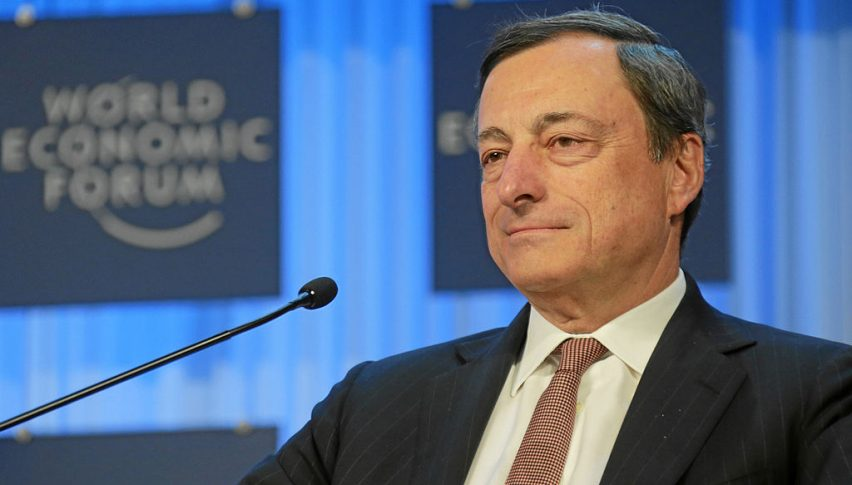 Mario Draghi Crushed the Euro Yesterday
