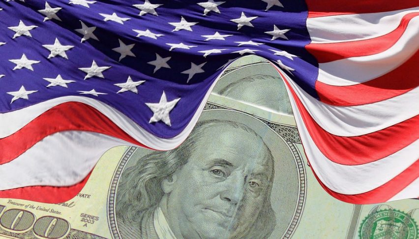 The USD feels better as the US economy accelerates
