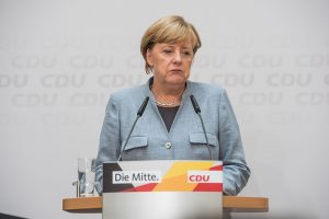 Angela Merkel has one more obstacle to overcome this month