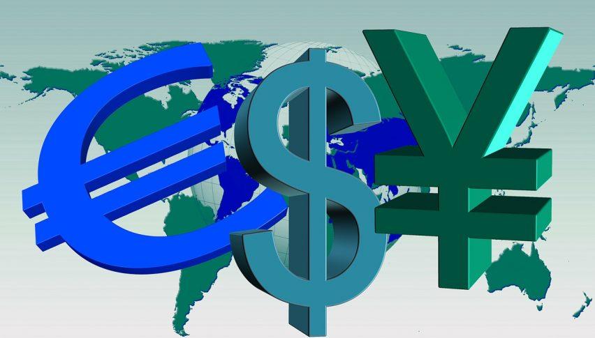 ECB, BOJ, RBA & FED