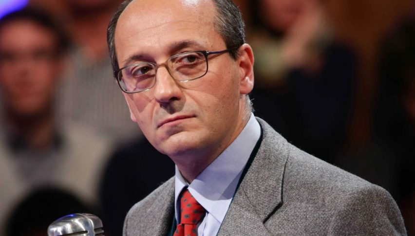Hello Merkel and Draghi, this is the guy who said that the Euro is an economic monster