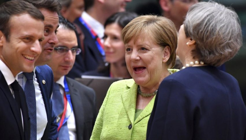 Merkel shouldn't look so happy until a deal on immigration is reached