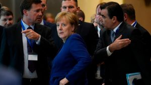 Merkel is cornered by her own government on immigration