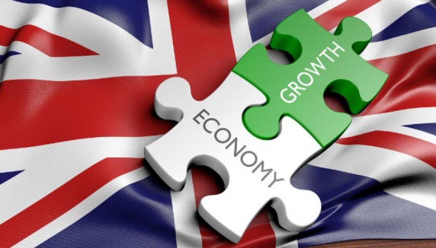 The Final UK Q1 GDP Is Not What It Looks like
