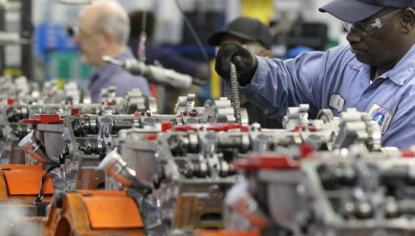 Great manufacturing reports from the US today, but will it last?