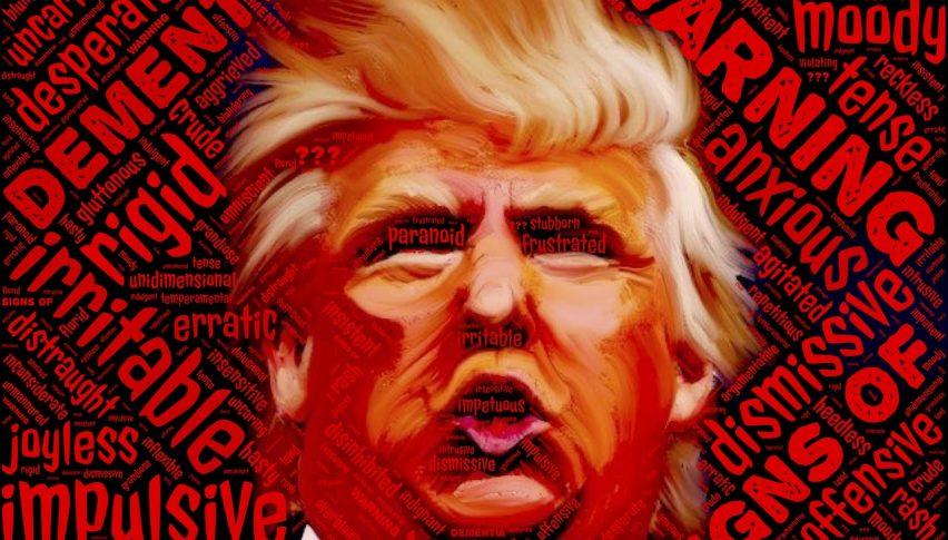 Trump Lashes again