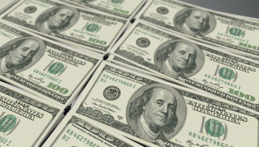 The USD Has Rallied Hard