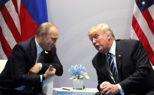 Trump and Putin have been looking forward to this meeting for a long time
