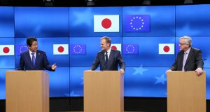The negotiations between EU and Japan took 5 years but it took Trump only a few months to seal it