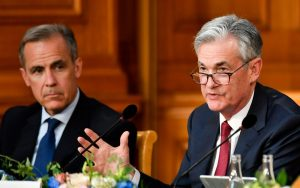 Carney left it all to Brexit, now it's time for Powell to try and move the markets