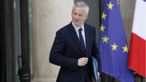 France is showing the first signs that a detailed trade deal between the EU and the US will be very difficult