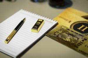 Choppy Trading In Gold