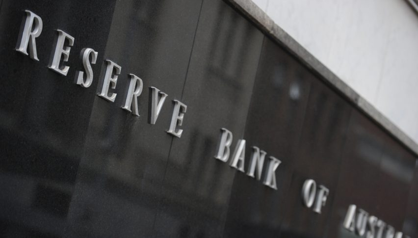 The RBA kept rates unchanged but the AUD popped higher