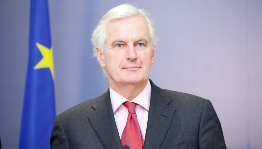 Michel Barnier must be boiling in anger after this proposal if it's true