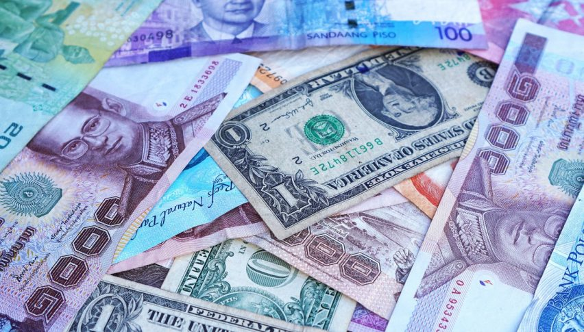 Forex currency reserves
