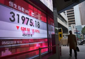 Stock resume the bearish trend as Lira resumes the fall