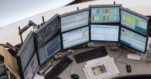 Markets behave strange when major forex players have left the desks