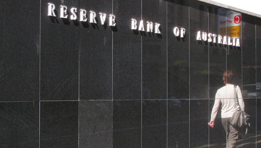 RBA is out today