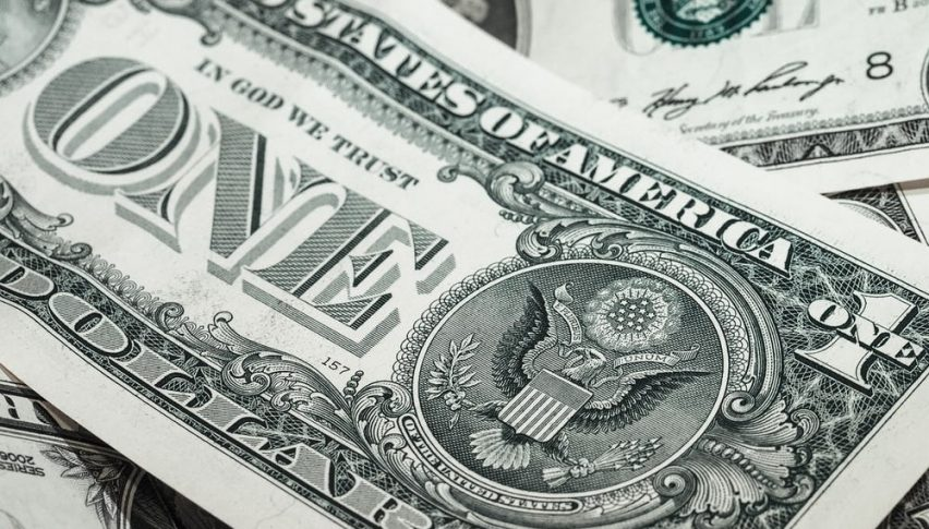 The demand for the USD has returned