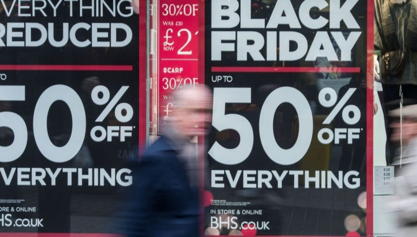 The retail sales report was another good economic report from the UK this week