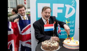 Not so fast eating the cake Britain