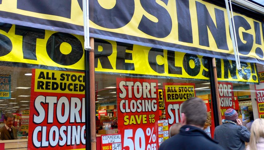 Retail sales jumped as if everything was on sale in US last month