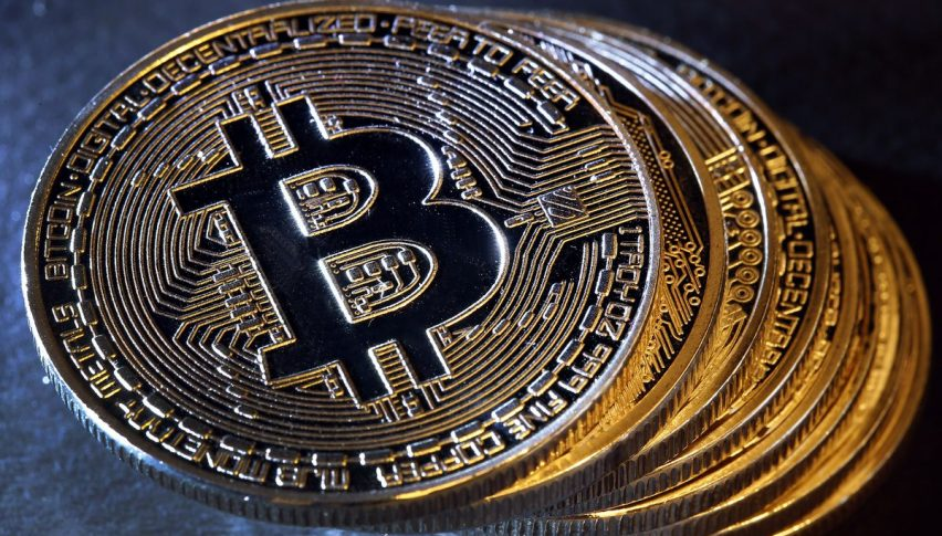 Bitcoin is trying to break the bearish run