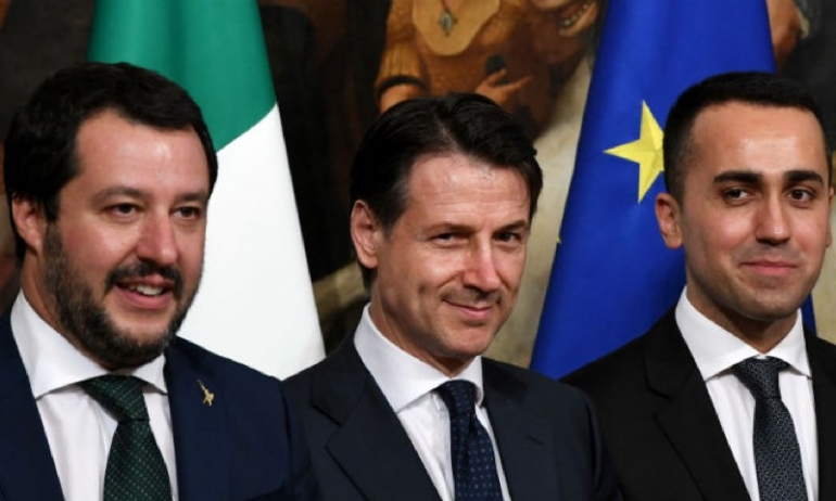 The three amigos are hurting the Euro again