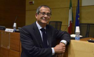The EU couldn't buy Giovanni Tria