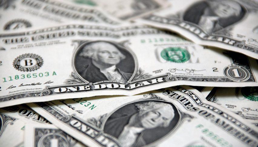 The USD has Fallen