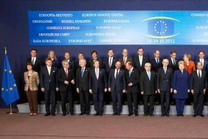 Major problems for the EU to take care in next week's summit