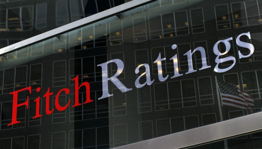 Fitch is planning to downgrade Italy and its Banks