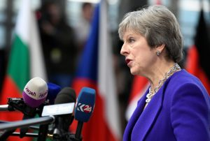 PM May may reach a Brexit deal after all