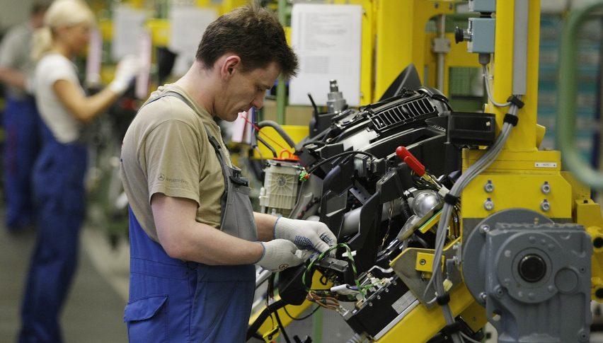 Eurozone manufacturing production