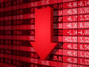 All stock markets are in the red today