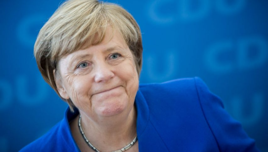 Goodbye Angela Merkel, in two years that is