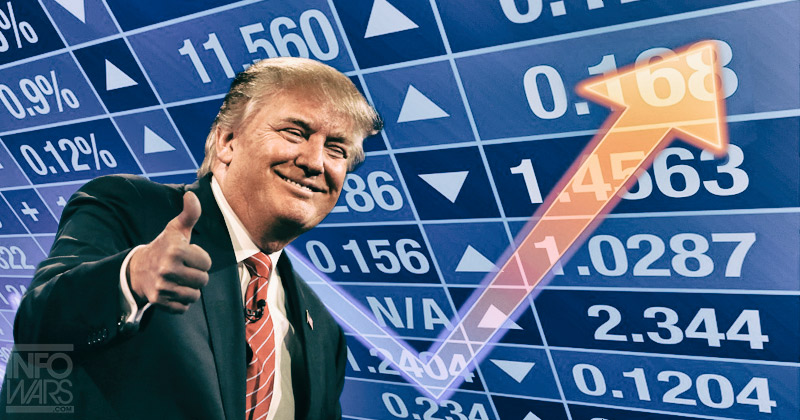 Trump should be very happy from recent US economic data ahead of mid-term elections