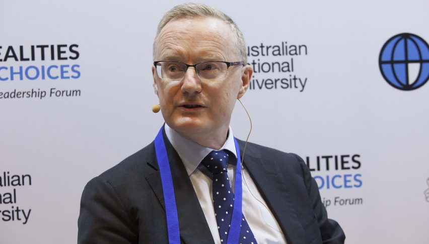 Reserve Bank of Australia Lowe tried to play both ways this time